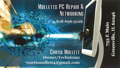 computer repair coupons greenville il